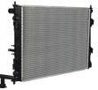 Valeo Radiators Cooling and air management for LCV