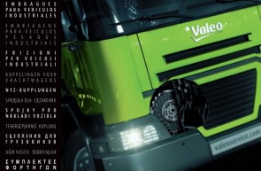 Valeo clutch catalogue for commercial vehicles