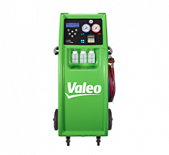 Valeo Refill stations  Air conditioning for Passenger car