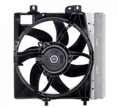 Valeo Complete fan systems Cooling and air management for LCV